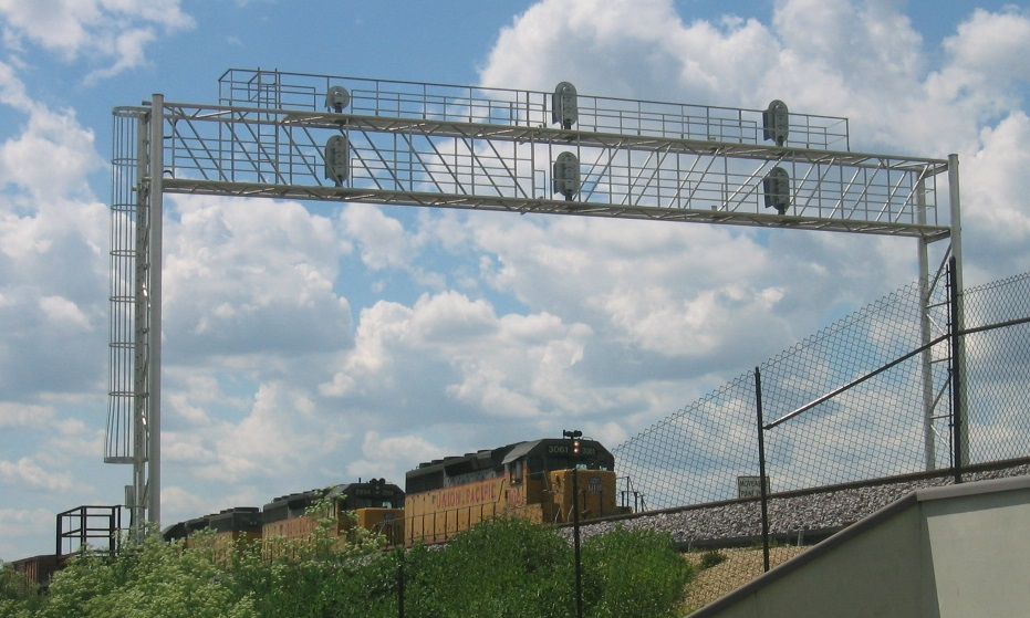 9457XXXXXX Multi-Track, 1-Tier to 3-Tier, One-Way & Back-to-Back for Wayside Bridges